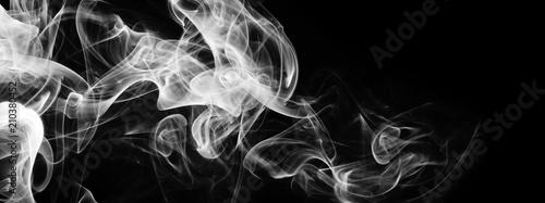 Garden Poster Smoke Smoke background