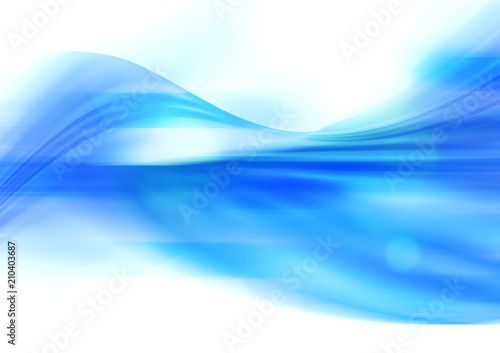 In de dag Abstract wave 背景_幻想