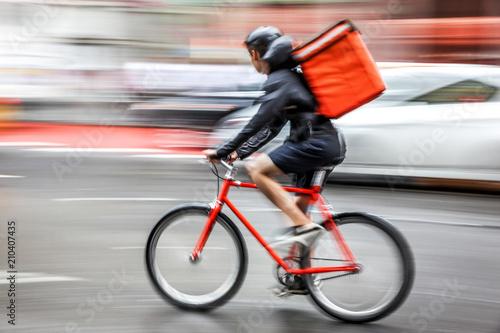 Photo alternative ecological clean transport