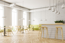 Industrial Style Cafe Corner, ...
