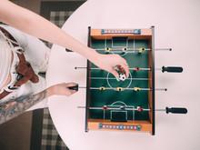 Mini Table Football Foosball S...