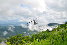 Thai Air Force Helicopter