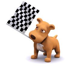 Vector 3d Funny Cartoon Puppy ...