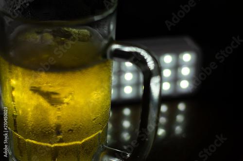 Fotografie, Obraz  cerveja