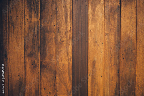 Papiers peints Bois Old wood panel background
