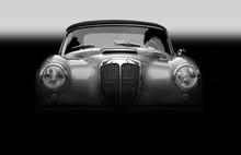 Altes Klassisches Cabriolet