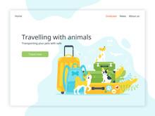 Tourism Concept Background