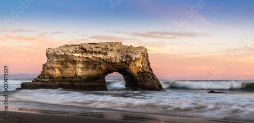 Photo Natural Bridge in Santa Cruz