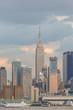 Manhattan skyline, New York daytime
