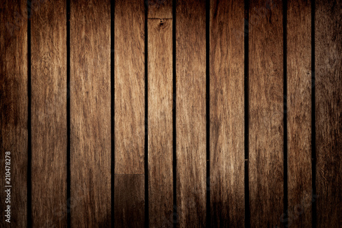 Fototapeta Rustic wood planks background, wood texture obraz na płótnie