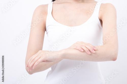 Fotografia  腕 女性
