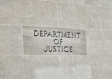 Department Of Justice Sign On ...