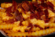 Fried Potato With Bacon