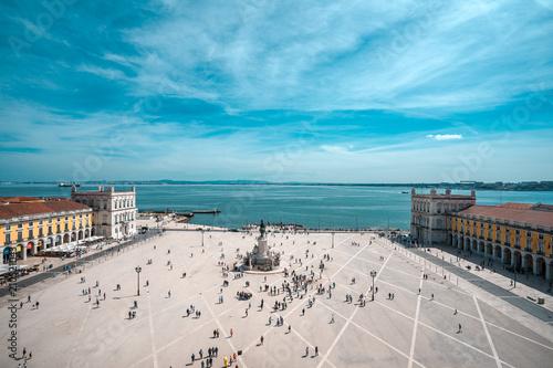 Photo  Praça do Comércio, Lisbon, Portugal
