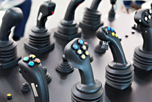 Joysticks For Control Of Construction Devices