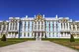Catherine palace. Tsarskoye Selo, Pushkin town. St. Petersburg, Russia
