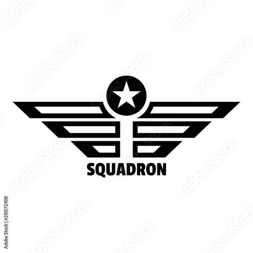 Fotografie, Obraz  Squadron logo