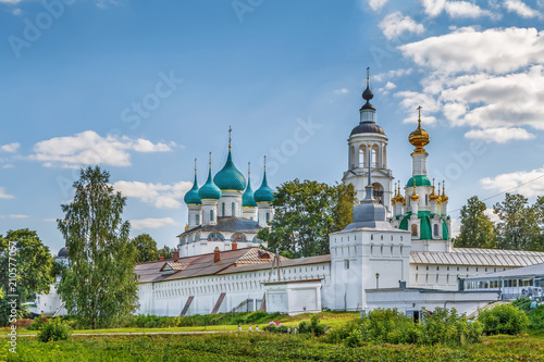 Tolga Monastery, Yaroslavl, Russia