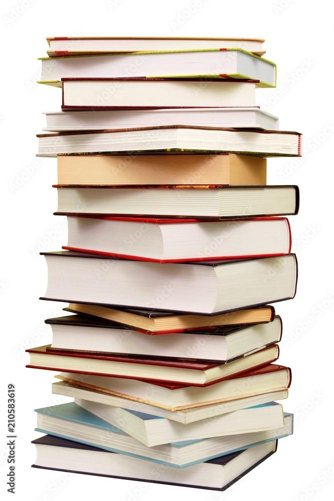 Fotografía Pile of Books