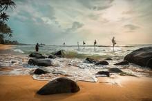 SRI LANKA - January 10: Tradit...