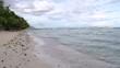 Ocean waves near the shore