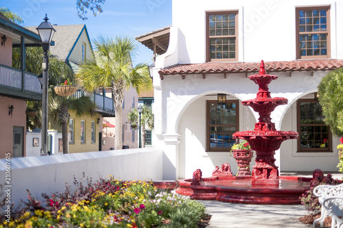 Photo Charming Corner, St. Augustine, Florida
