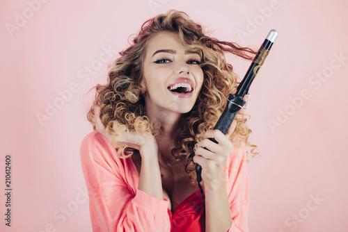 Hairdresser Fototapet