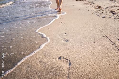 Fotografie, Obraz  Wakacje nad morzem