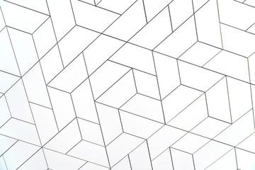 White modern texture pattern