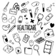 Healthcare Illustration Pack