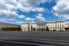 Lenin Square, Lenin Monument, ...