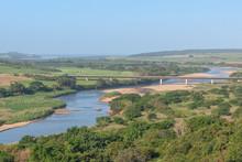 Tugela River, Kwazulu Natal, South Africa