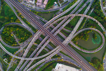 Intersection Infinity Sign Tra...
