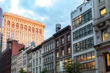 Historic Buildings Along 23rd ...
