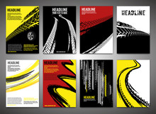 Vertical Tire Banners