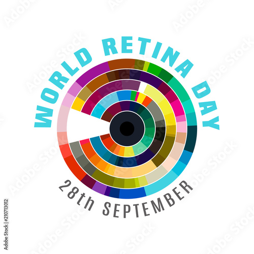 Fotografía  World retina day