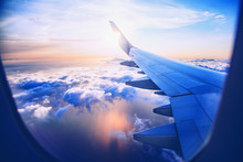 Flying And Traveling, View Fro...
