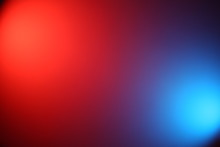 Gradient Background From Red And Blue Glow