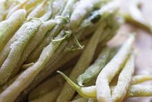 Long Frozen Light Asparagus