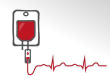 Bluttransfusion Mit EKG In Der Notfallmedizin