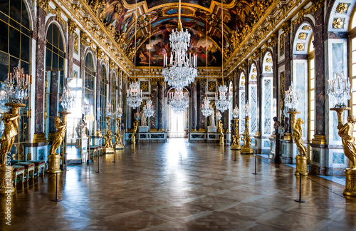 Fototapeta Hall of Mirrors