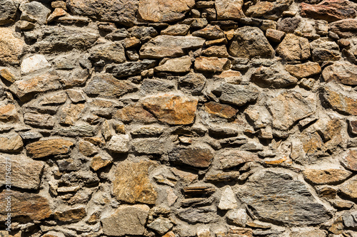 In de dag Stenen Natural stone background texture