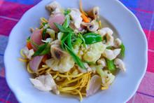 Chinese Chop Suey