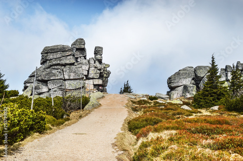 Three Pigs - Stones in Karkonosze/Poland/Czech Republic