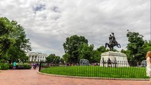 White House And Lafayette Square