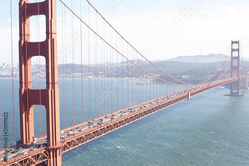 Plakat Golden Gate 03