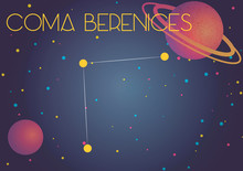 The Constellation Coma Berenices