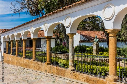 Keuken foto achterwand Zuid-Amerika land Villa de Leyva Boyaca in Colombia South America