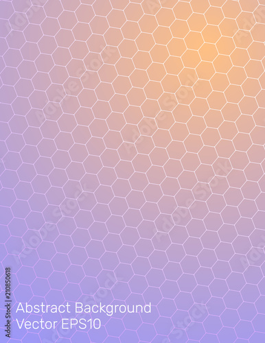 Tuinposter Abstractie Art Abstract background vector template