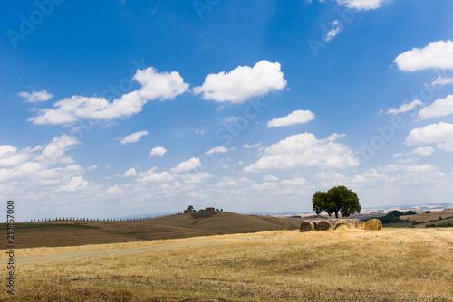 Fototapeta Piękna Toskania latem. obraz